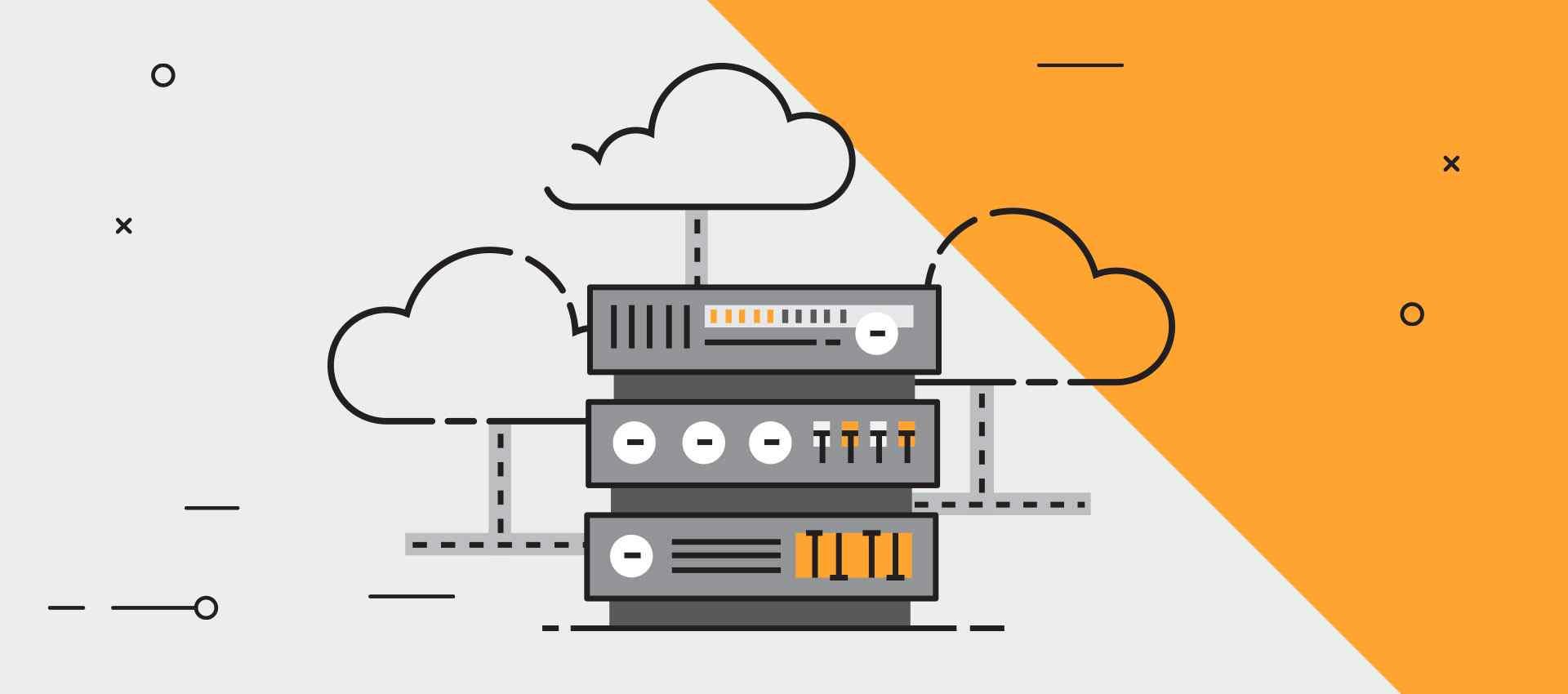 servidores empleados para hosting