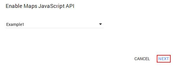 Obtener API Key 2