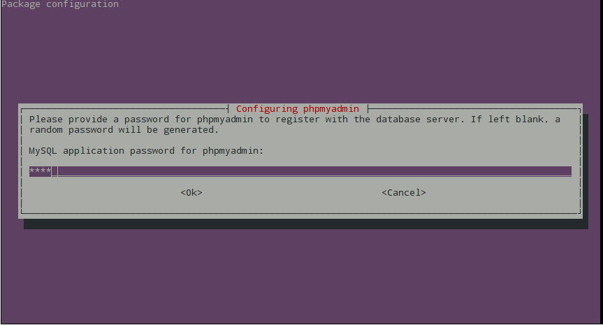 Instalar phpMyAdmin - Paso 3