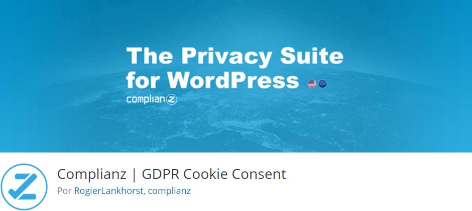 Plugin para cookies de WordPress