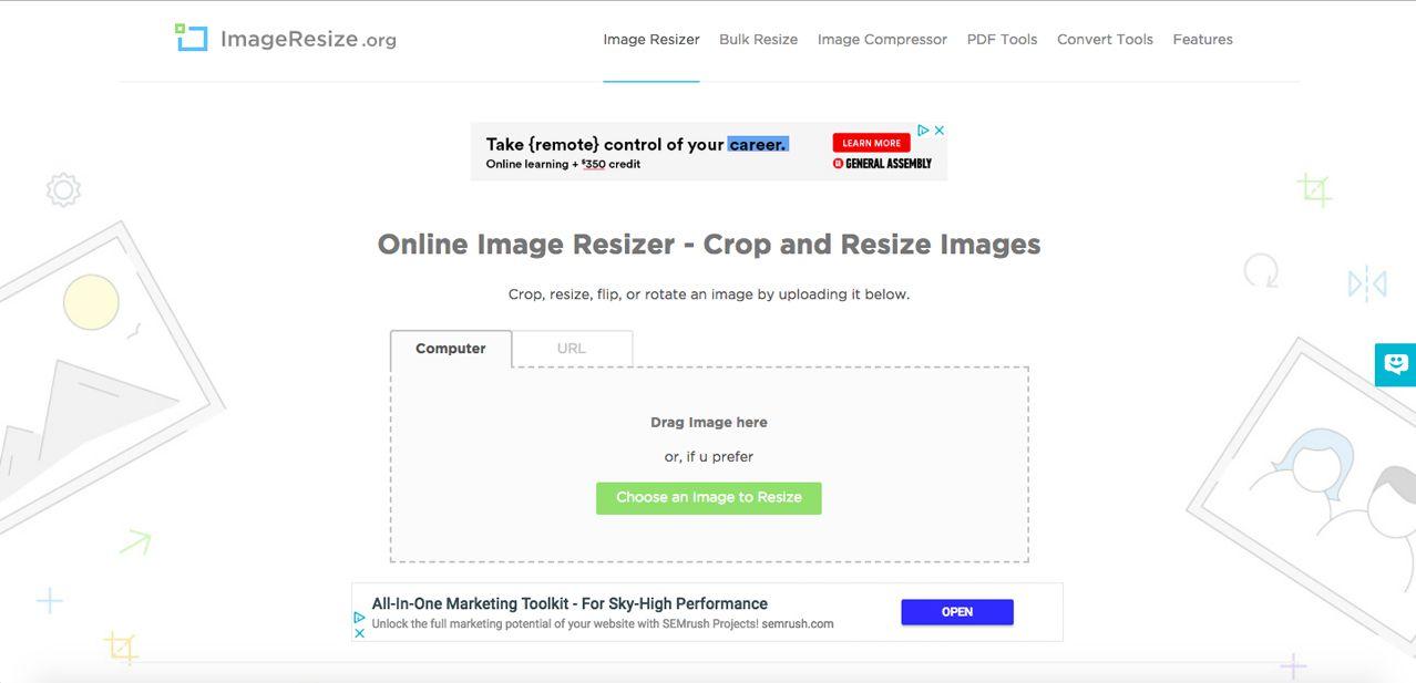 Herramientas para optimizar las imágenes de la web